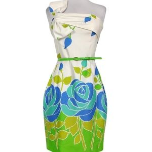 KATE SPADE Bed of Roses Contessa Cocktail Dress